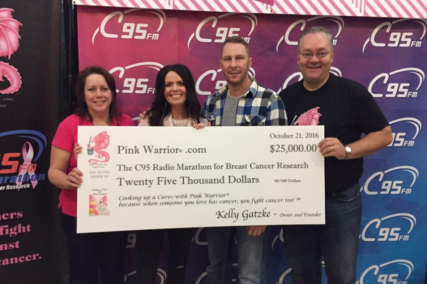 C95's 17th annual radio marathon raised $260,021 for breast cancer research