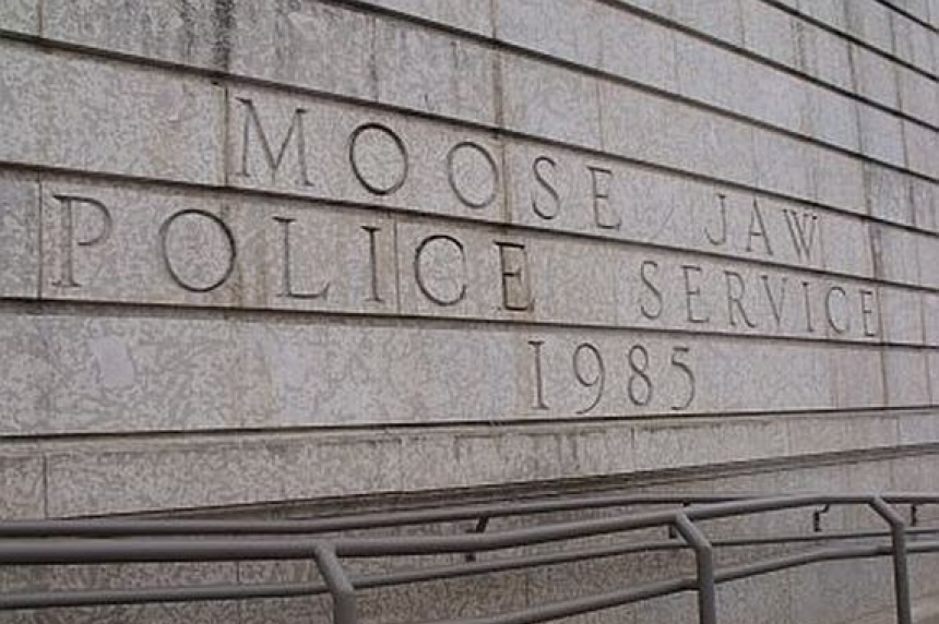 5 guns, truck stolen from Moose Jaw property