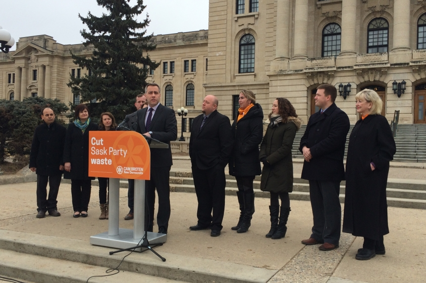 "NDP vows to get rid of ""privatization industry"" if elected"