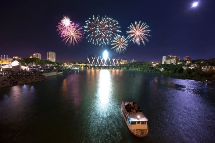 Rotary Park closed for fireworks festival