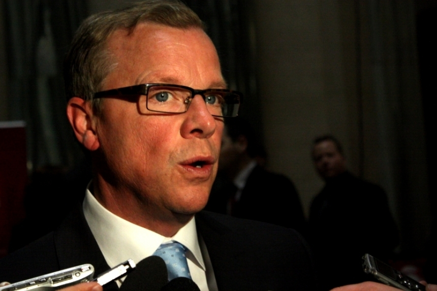 Brad Wall says federal NDP would be bad for Sask economy