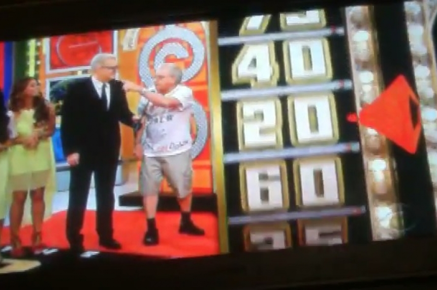 Saskatoon man wins $8,000 on Price is Right