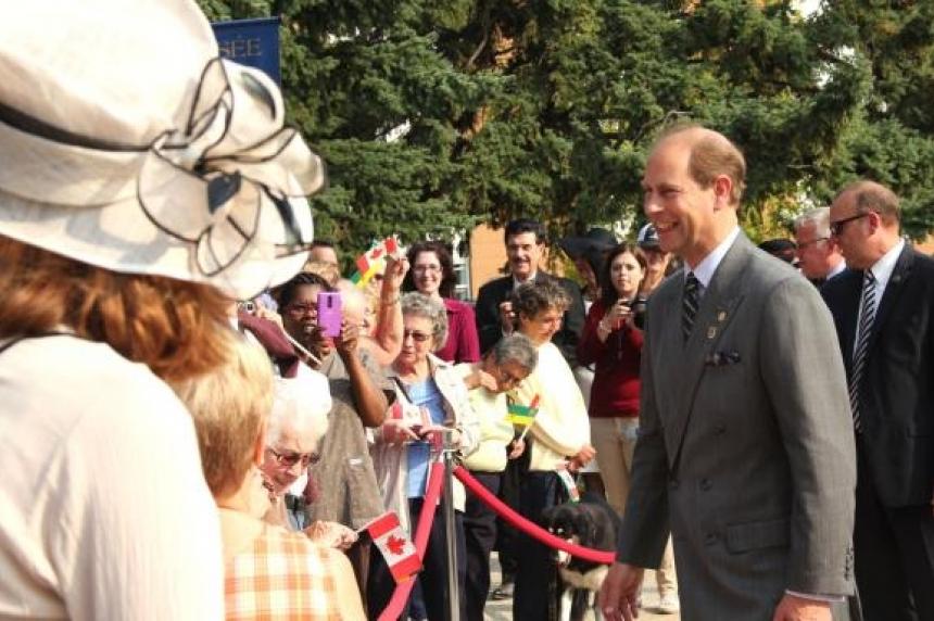 Royals soon to arrive in queen city