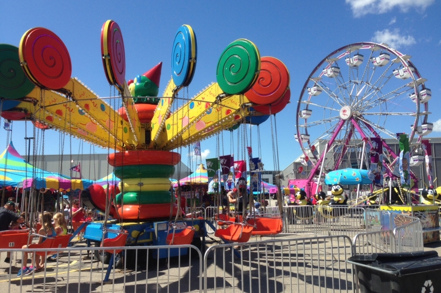 People head to 1st day of Regina's Queen City Ex in droves