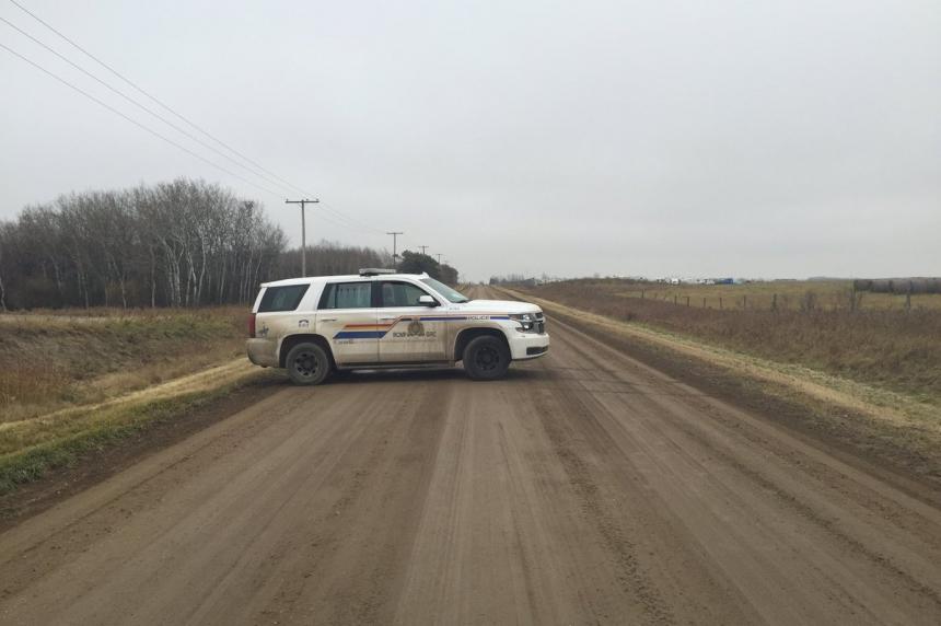 Man's body found off Pike Lake Highway near Saskatoon