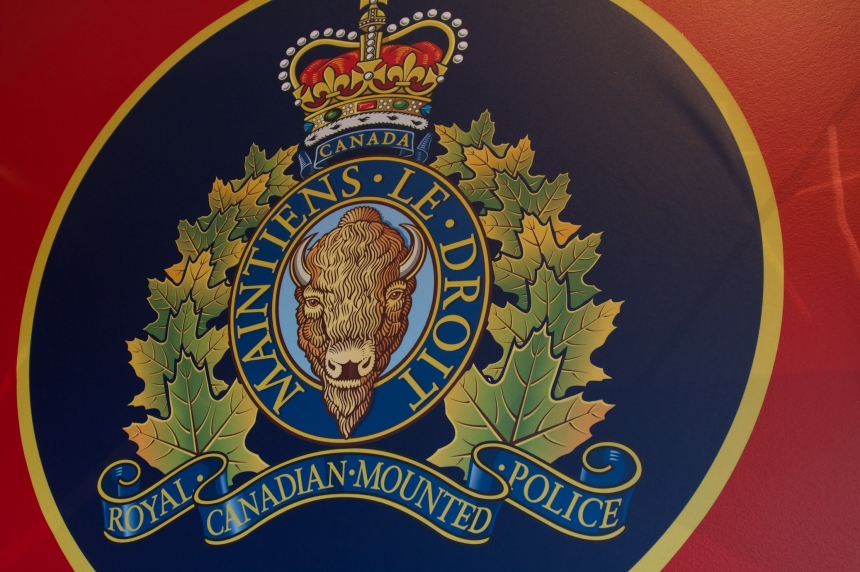 RCMP arrest two people in connection to dozens of theft complaints