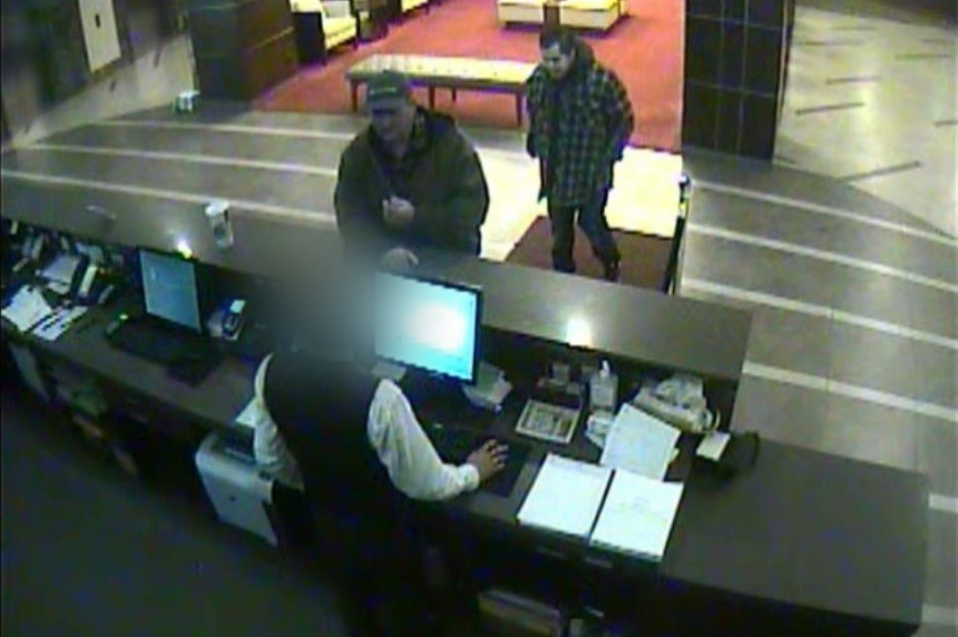 2 men sought for questioning in Regina hotel death investigation