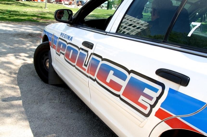 Regina police seeking woman robbery suspect