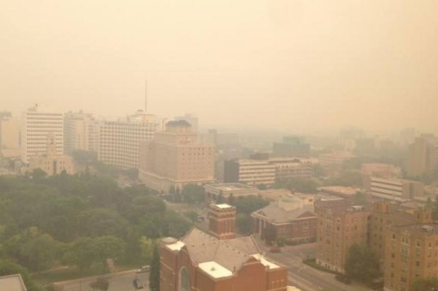 Long, dry, smoky Sask. summer leaves people with asthma, allergies suffering