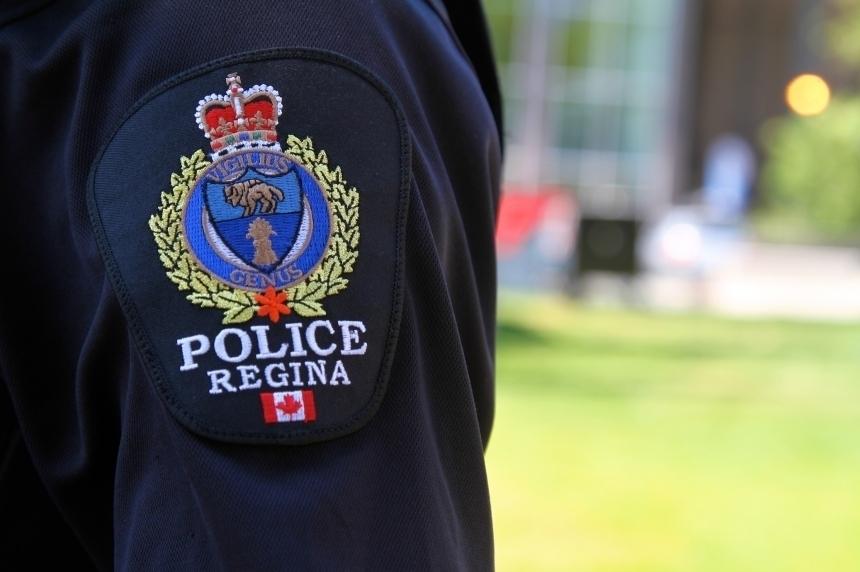 Regina man, 25, arrested for Sept. armed robbery, stolen cars