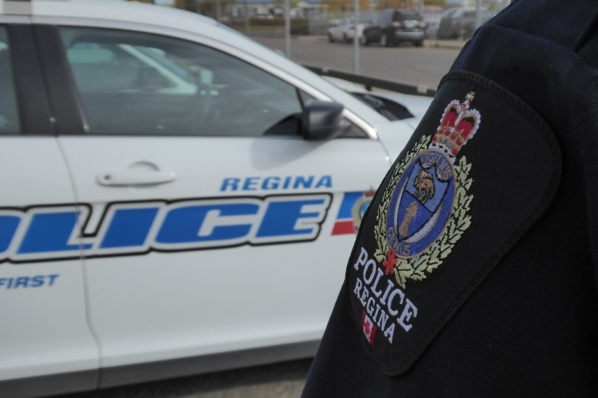 Regina man taken to hospital after being hit by vehicle