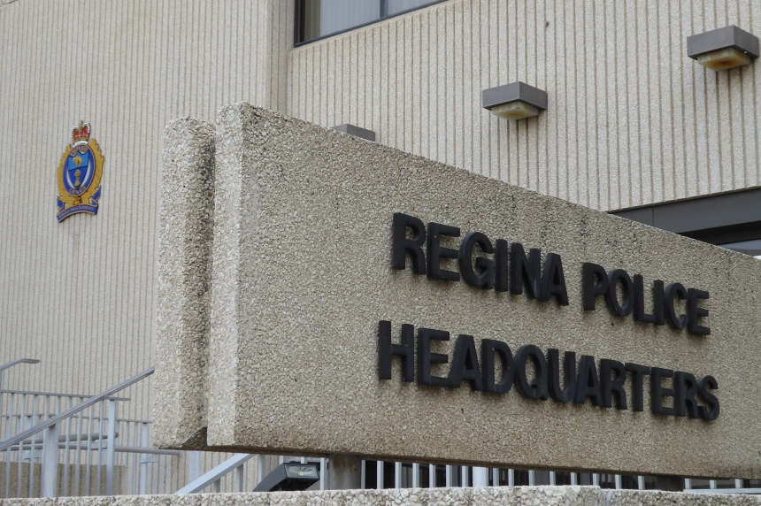 Regina home damaged by gun shots