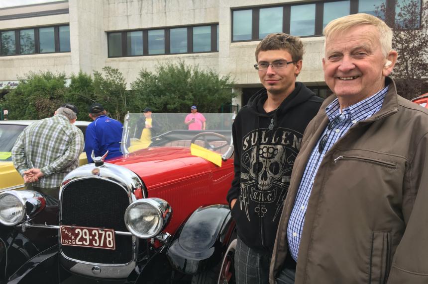 Classic cars take over Saskatoon for Rock 102 Show and Shine