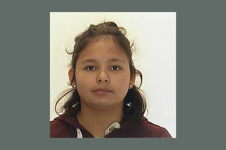 Regina police searching for missing 12-year-old girl