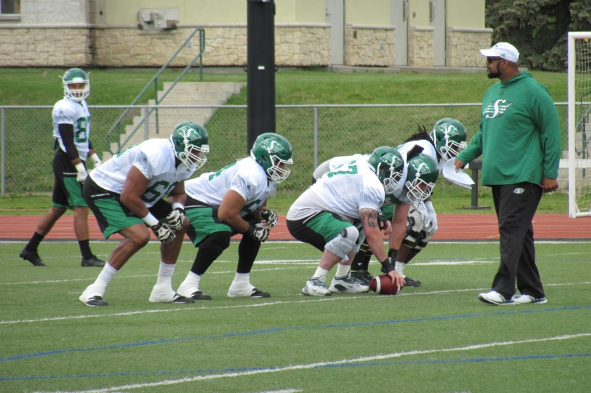 'There's a lot to it:' Riders say geting a yard in the CFL is not always easy