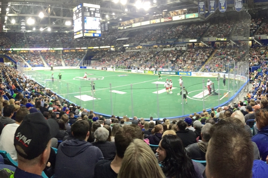 Rush, Bandits fight for top spot overall