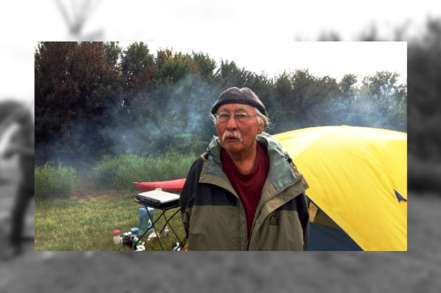 First Nations advocate embarks on hunger strike against oil spill