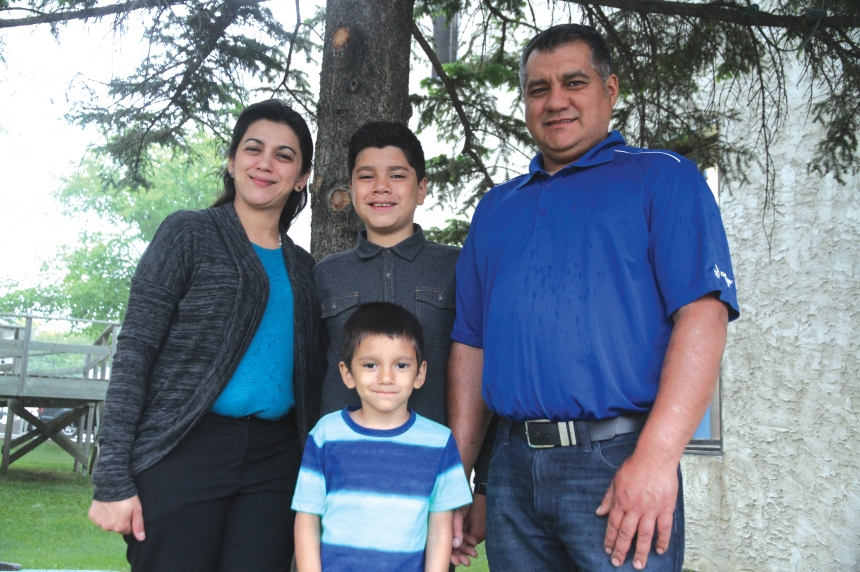 Moosomin family, community fighting deportation order