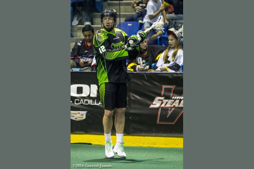 Rush fall in Vancouver, still chasing top spot in the NLL
