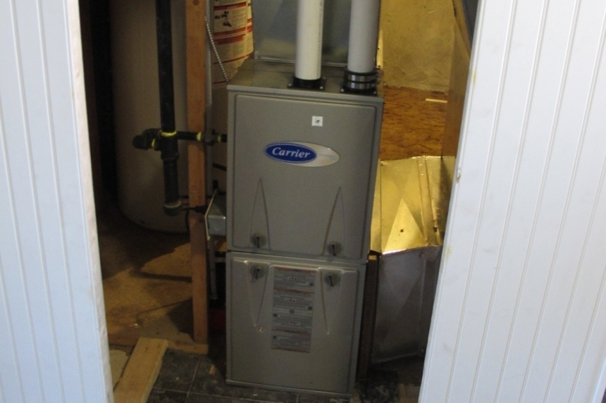 Don't be left in the cold: check your furnace once a year