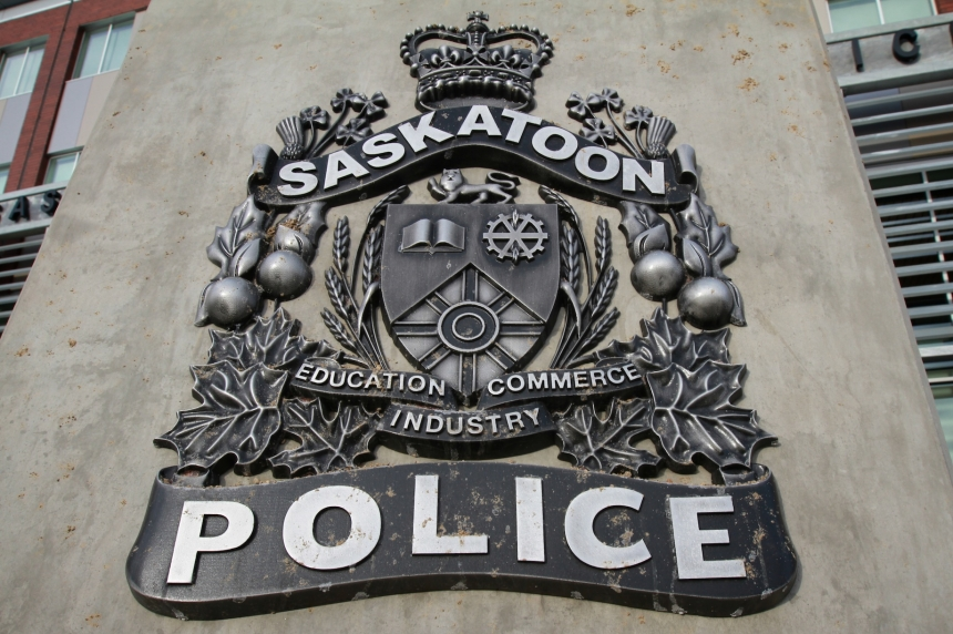 Saskatoon police look for armed robbery suspects