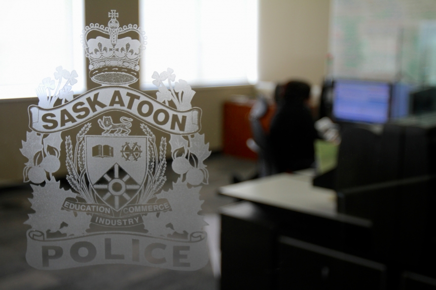 Saskatoon police searching for armed robber