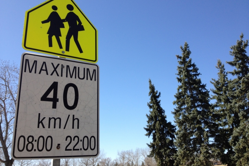 Regina councillor wants to review school zone speed limits