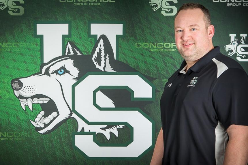U of S Huskies football names Scott Flory new head coach