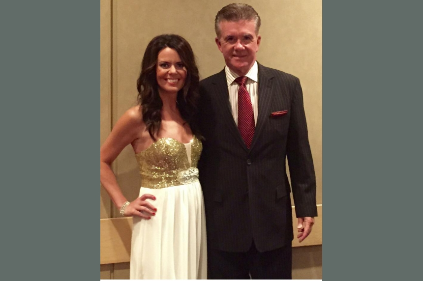 C95 radio host recalls meeting Alan Thicke