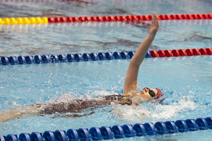 Sask. swimmer sets records, selected by national para-swimming team