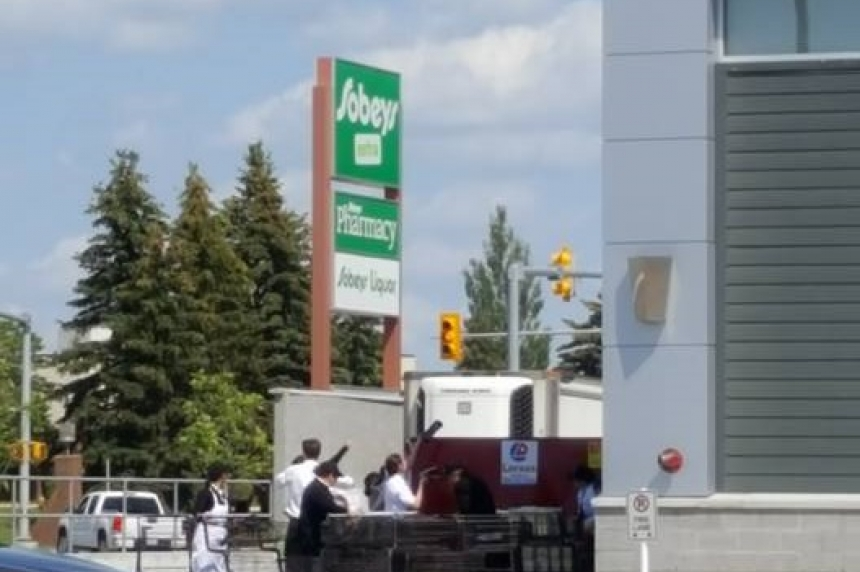 Stonebridge Sobeys deals with refrigerator issue