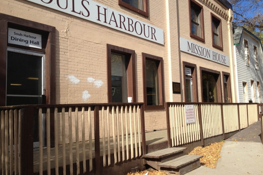Souls Harbour begins work on new soup kitchen