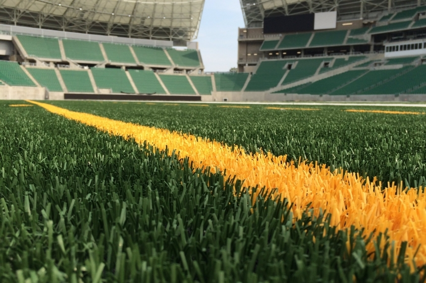 Water at new Mosaic Stadium given the all clear