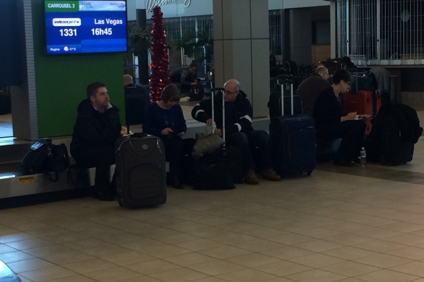 'Suspicious' item in passenger's carry-on bag leads to security incident at Regina airport