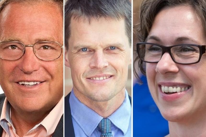 Three-way race emerges for Saskatoon mayor: poll