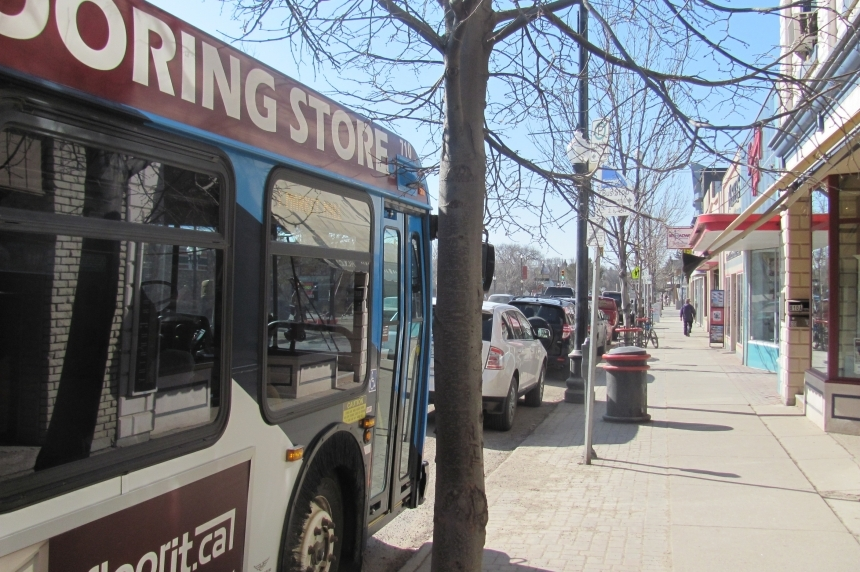 Saskatoon city transit disruptions for Friday afternoon