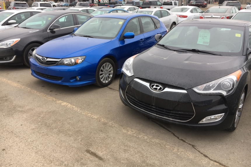 Sask. PST exemption for vehicle trade-ins to end April 1