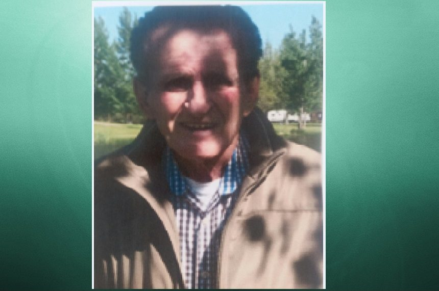 RCMP seek help finding Paradise Hill man