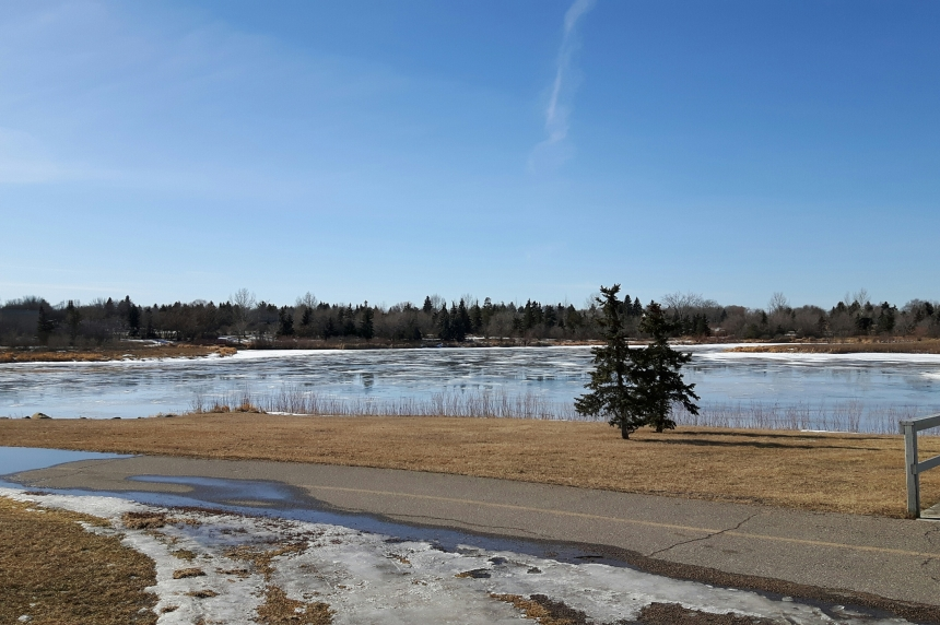 South Saskatchewan on track for warmest winter in 85 years