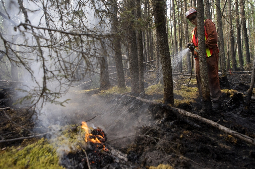Saskatchewan ready for Fort McMurray wildfire to reach border