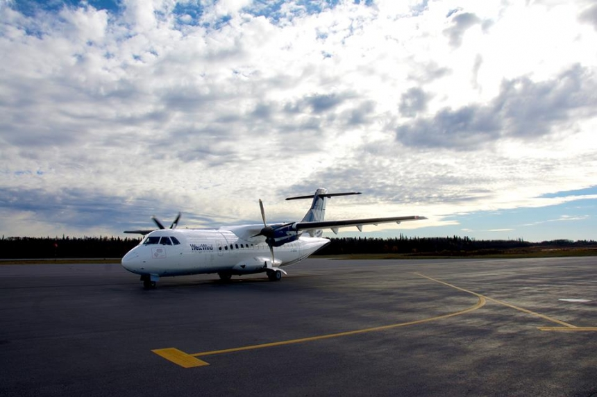 Update: Saskatoon airline West Wind back in the sky