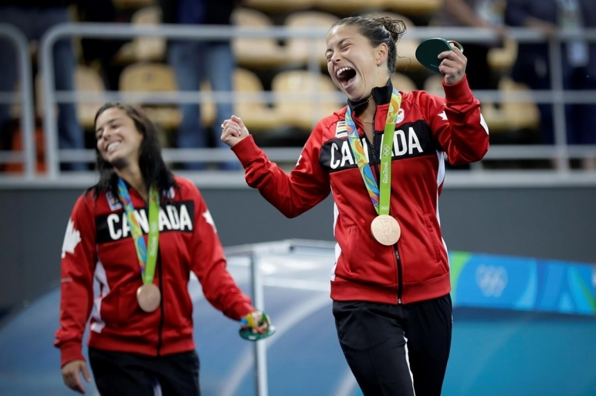 Divers Filion and Benfeito earn Canada yet another Olympic bronze medal