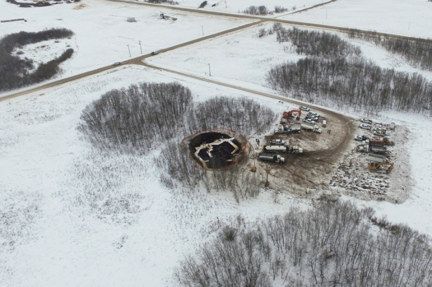 Excavation confirms Tundra Energy pipeline source of oil spill