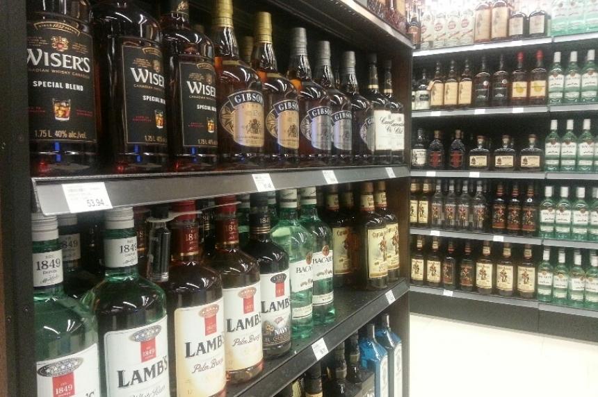 Sask. liquor laws don't make the grade, report