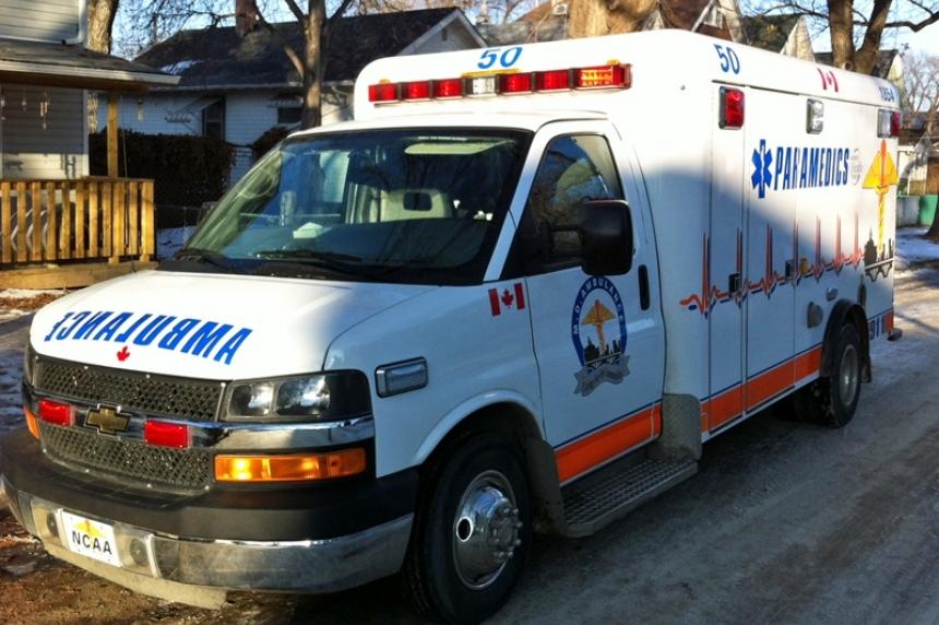 Car, pedestrian collisions up in Saskatoon