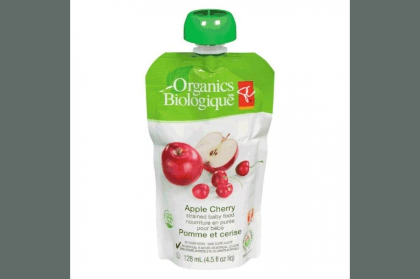 PC Organics baby food recalled due to risk of dangerous bacteria