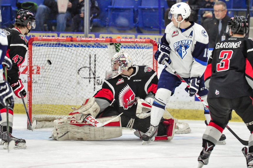 Blades drop fourth straight