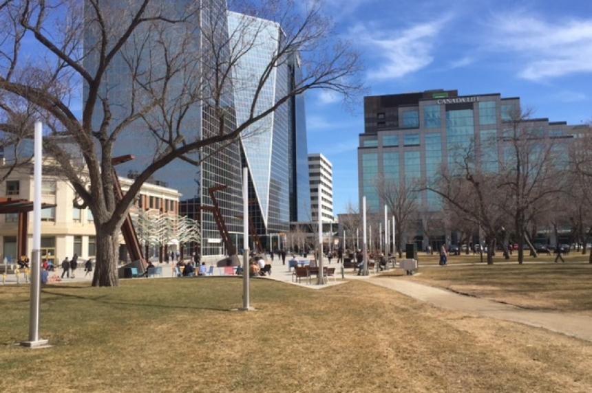 Regina celebrates Canada's 150 by planting 75 trees