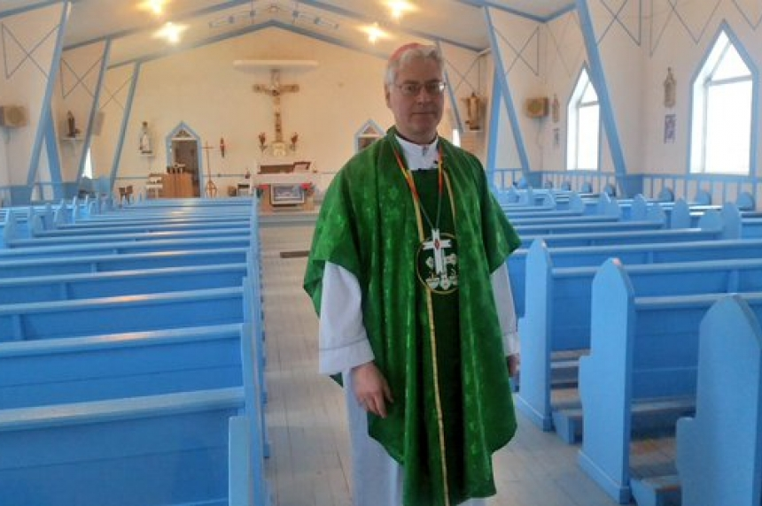Archbishop calls for calm, healing amid grieving La Loche community