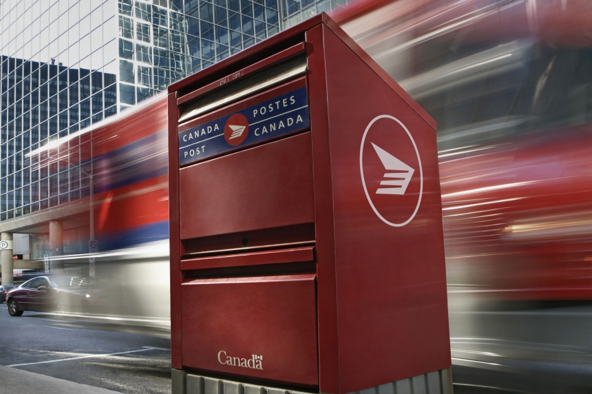 Canada Post working until Wednesday with new offer